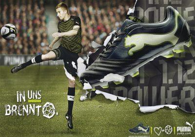 Marco Reus – Puma Campaign