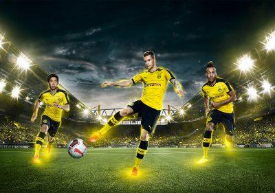 Borussia Dortmund – Puma Campaign 2015/16