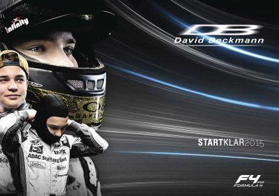 David Beckmann – Formel 3 Pilot