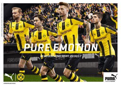 Puma Campaign – Borussia Dortmund