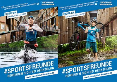 Decathlon – Recruiting Campaign