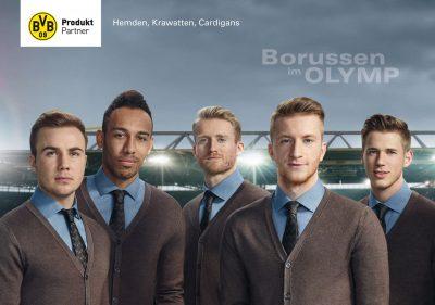 Olymp Campaign – Borussia Dortmund