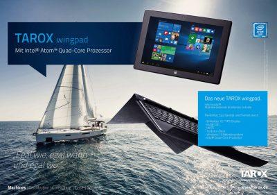 Campaign Tarox – Wingpad/Intel